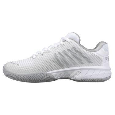 K Swiss Hypercourt Express 2 Womens Tennis Shoe High Rise/White 96613 424
