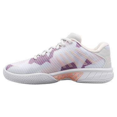 K Swiss Hypercourt Express 2 Womens Tennis Shoe Mauve Shadows/Nimbus Cloud/Rosewater 96964 948