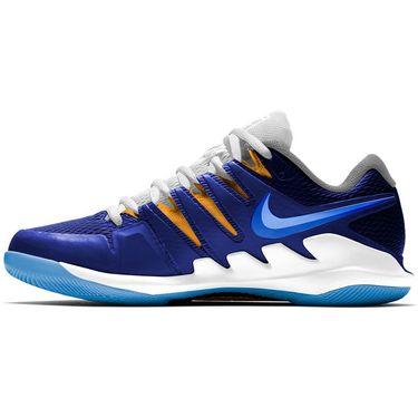 Nike Court Air Zoom Vapor X Mens Tennis Shoe Deep Royal Blue/Coast/White AA8030 403