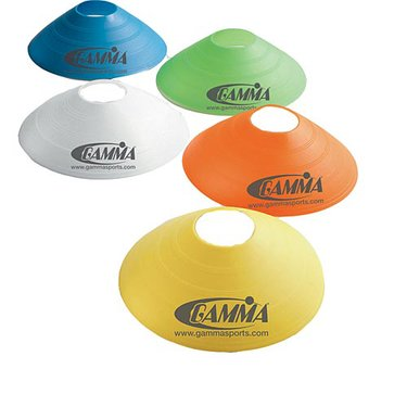Gamma Soft Disc Training Cone 5 Pack ADSC5
