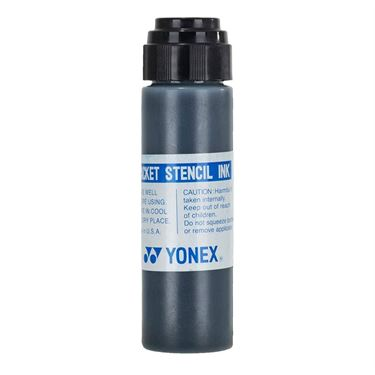 Yonex Stencil Ink Black
