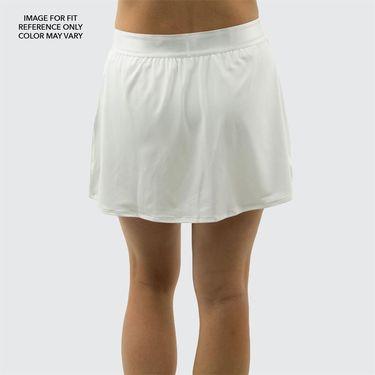 Nike Court Dry Skirt - White/Black