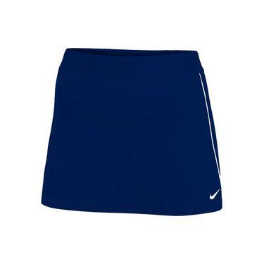 Nike Court Dry Skirt - Navy/White
