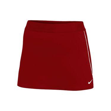 Nike Court Dry Skirt - Cardinal/White