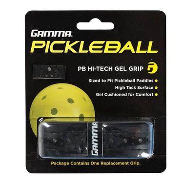 Gamma Hi-Tech Gel PB Replacement Grip - Black