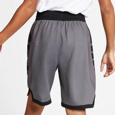 Nike Boys Dri Fit Short - Dark Grey/Black