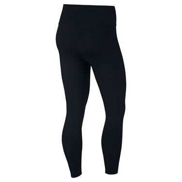 Nike One Luxe Legging Womens Black/Clear AT3100 010
