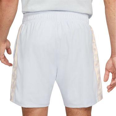 Nike Court Rafa 7 Inch Short - Football Grey/Thunder Blue