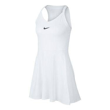 Nike Court Dri Fit Dress Womens White/Black AV0724 100