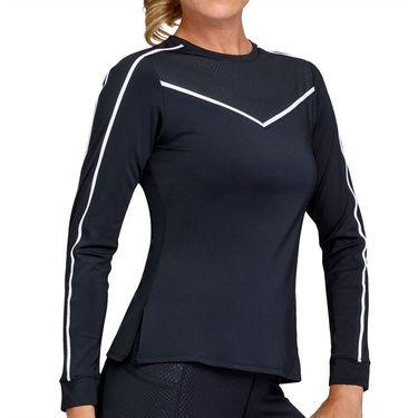 Tail Core Nicia Long Sleeve Top Womens Onyx AX2768 900X