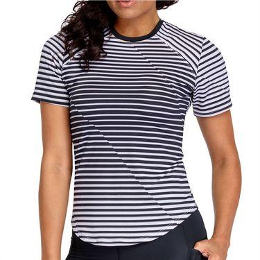 Tail Core Malika Top Womens Vertigo Stripe AX2824 L92X