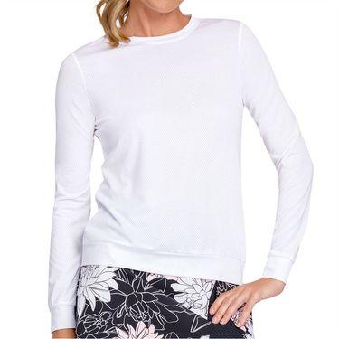 Tail Core Divina Long Sleeve Top Womens Chalk AX2826 120X