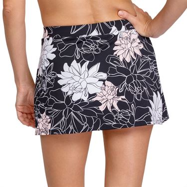 Tail Core Laila Faux Wrap Skirt Womens Gardenias AX6932 L93X