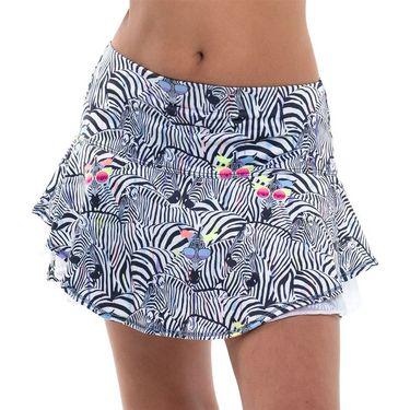 Lucky in Love Going Wild Girls Flip Skirt Cloud B100 E79418