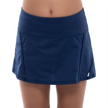Lucky in Love Girls Core Mini Inline Skirt Navy B112 400