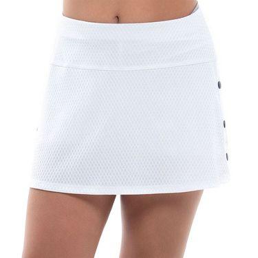 Lucky in Love Techno Tropic Girls Breakaway Skirt White B116 120