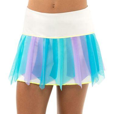 Lucky in Love Girls Core Sashay Skirt Ocean B124 410