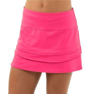 Lucky in Love Girls Pretty In Ink So Much Fun Skirt Shocking Pink B125 645