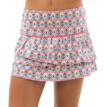 Lucky in Love Girls Pretty In Ink Diamond Girl Skirt Shocking Pink B72 G45645