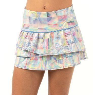 Lucky in Love Count Me In Girls Skirt Blue Marine B97 G43430