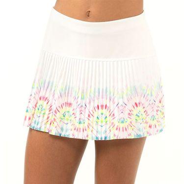 Lucky in Love Girls Peace N Love Skirt Multi B98 J40955