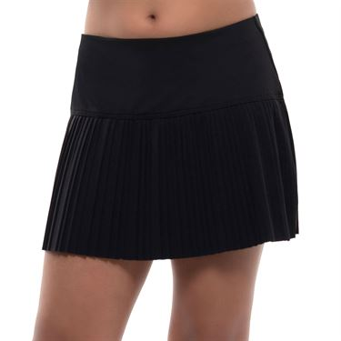 Lucky in Love Girls Core Pleated Skirt Black B99 001