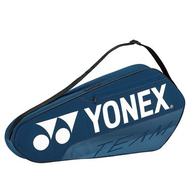 Yonex Team 2021 3 Pack Tennis Bag - Navy