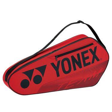 Yonex Team 2021 3 Pack Tennis Bag - Red