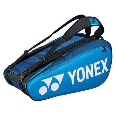 Yonex Pro Racquet 9 Pack Tennis Bag - Blue