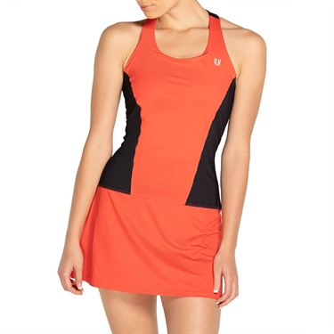 Eleven Bold Dynamo Dress Womens Hibiscus BD6556 604