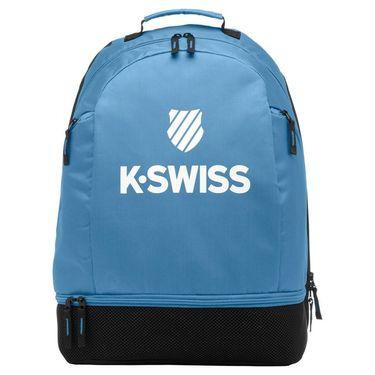 K-Swiss Tennis Backpack - Sky Blue/White