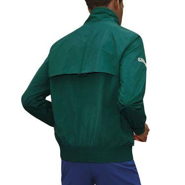 Lacoste Novak On Court Jacket Mens Green BH6936 3M2