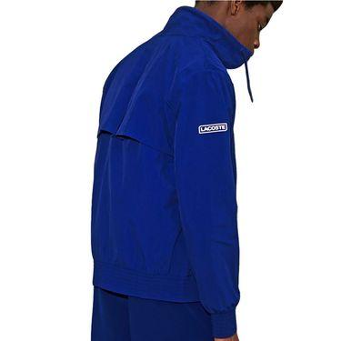 Lacoste Novak On Court Jacket Mens Blue BH6936 BDM