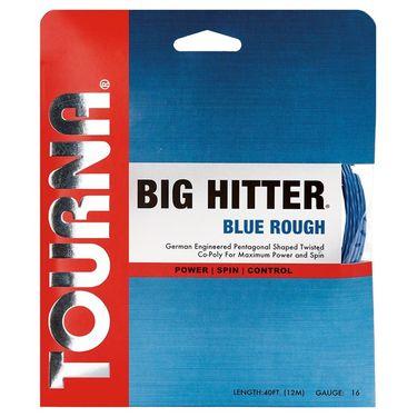 Tourna Big Hitter Blue Rough 16G Tennis String