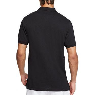 Nike The Nike Polo Shirt Mens Black BQ4461 100