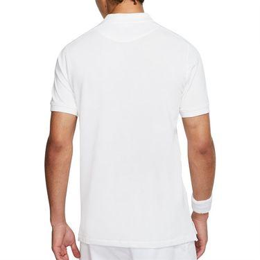 Nike Heritage Polo - White