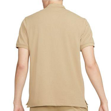 Nike The Nike Polo Shirt Mens Parachute Beige BQ4461 297