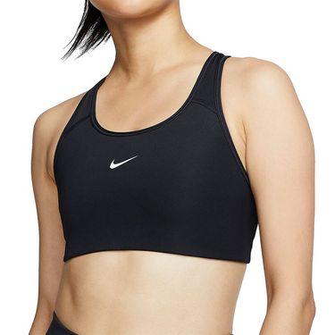 Nike Swoosh Sport Bra Womens Black BV3636 011