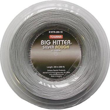 Tourna Big Hitter Silver Rough 17 660 ft. Reel