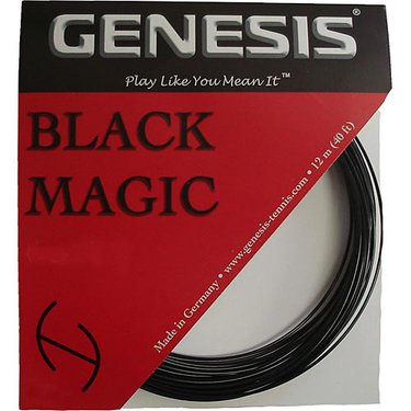 Genesis Black Magic 16G Tennis String