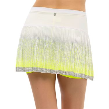 Lucky in Love Nice To Pleat You Long Eclipse Ombre Pleated Skirt Womens Eclipse 2 CB334 H44048