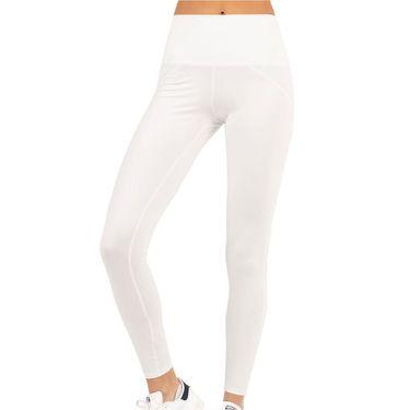 Lucky in Love Meshing Around Hi Legging Womens White CB417 110