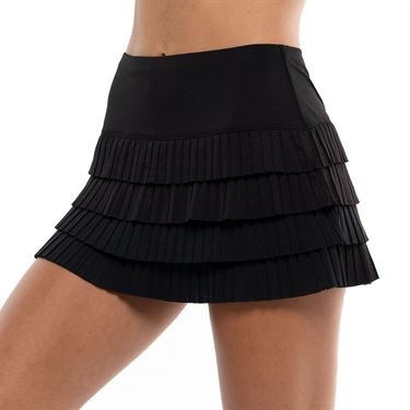 Lucky In Love Core Mon Amie Skirt Womens Black CB422 001
