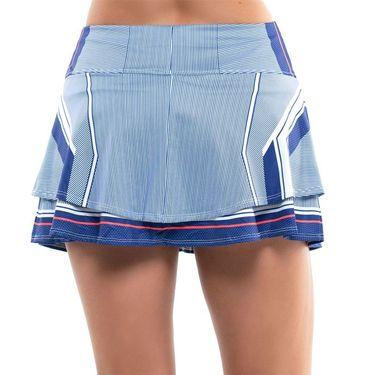 Lucky in Love Kinetic Energy Flip Skirt Womens Cobalt CB495 E46406