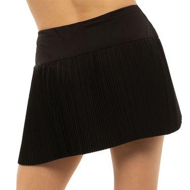 Lucky in Love Novelty Love is Power Skirt Womens Black CB516 G05001