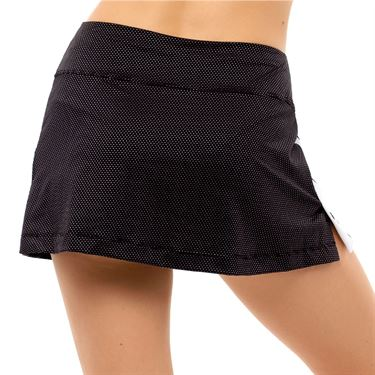 Lucky in Love Post A Plaid Breakaway Skirt Womens Black CB535 001
