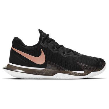 Nike Court Air Zoom Vapor Cage 4 - Black/Metallic Red Bronze/White ...