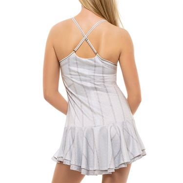Lucky in Love Nice To Pleat You Play All Day Dress Womens Eclipse 2 CD26 H63048