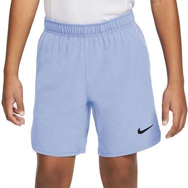 Nike Court Boys Flex Ace Short Aluminum/Obsidian/Black CI9409 468