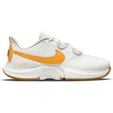 Nike Court Air Zoom GP Turbo Mens Tennis Shoe Summit White/University Gold/White/Wheat CK7513 155